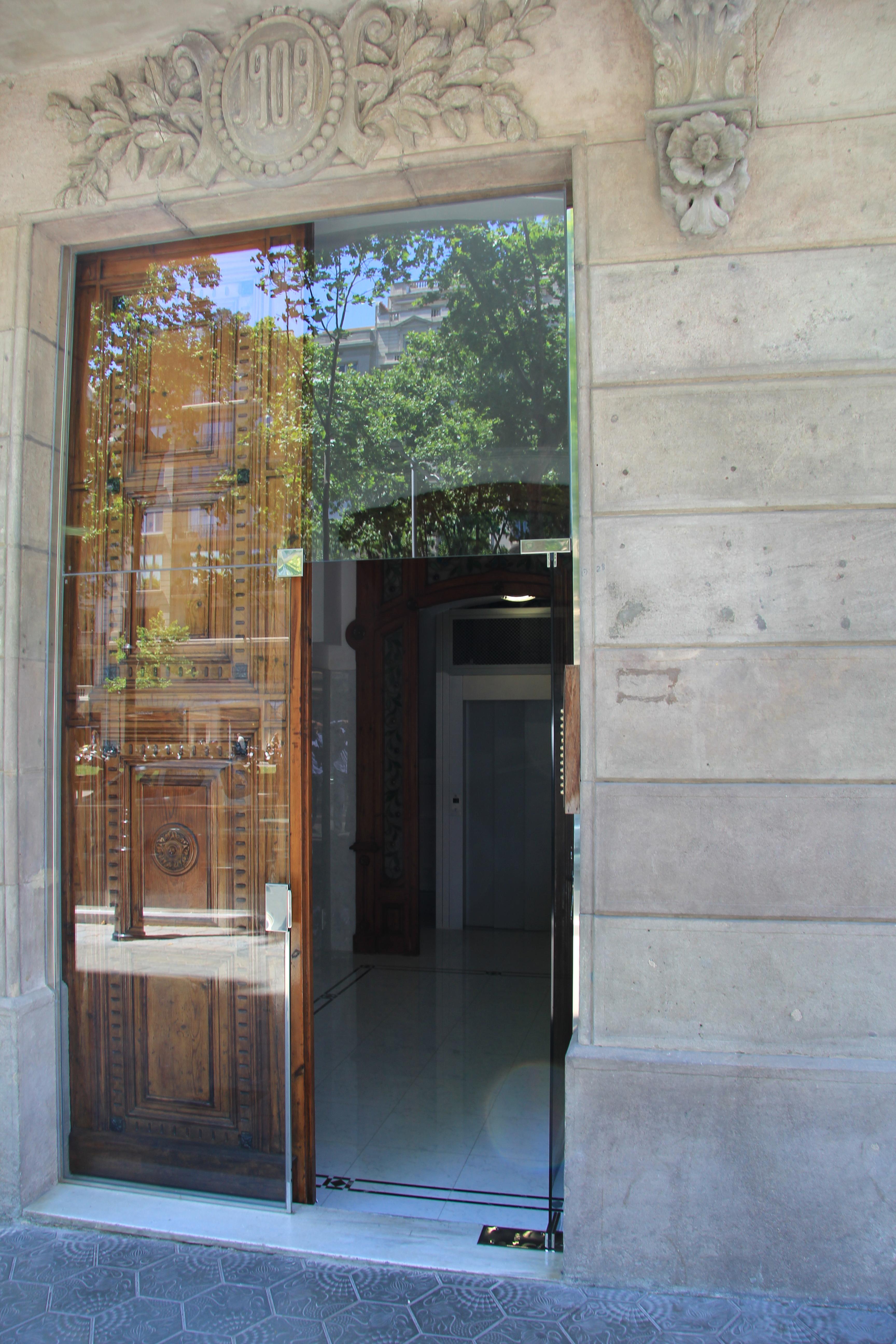 Localizacion Bufete Mestre Economistas Y Abogados Barcelona